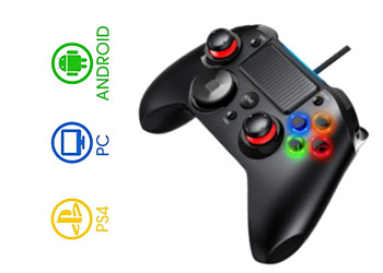 PICTEK un Mando Scuf ps4 gaming review opiniones